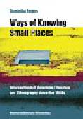 Ferens Dominika - Ways of Knowing Small Places