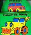 Klakson Poznajmy się Pojazdy. Książeczka do kąpieli