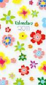 Kalendarz 2011 A6 900 kieszonkowy