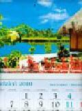 Kalendarz 2011 KT10 Wakacje trójdzielny