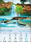 Kalendarz 2011 KT05 Kaskada trójdzielny