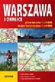 Atlas Warszawa i okolice 2w1