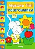 Myszka Tini Kolorowanka 3-5 lat
