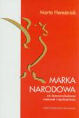 Hereźniak Marta - Marka narodowa
