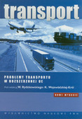 Transport. Problemy transportu w rozszerzonej UE