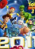 Kalendarz 2011 ścienny Toy Story 3