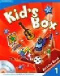 Kid`s Box 1 Activity Book + CD