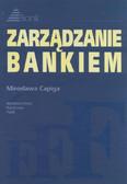 Capiga Mirosława - Zarządzanie bankiem