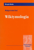Kuć Małgorzata - Wiktymologia
