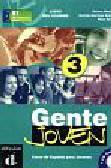 E.Alonso, M.Martinez, N.Sans - Gente Joven 3 Podręcznik + CD