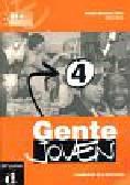 Martinez Salles Matilde, Sans Neus - Gente Joven 4 Ćwiczenia