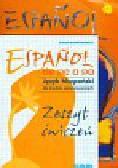 Wawrykowicz Anna - Espanol de pe a pa 2 Język hiszpański Podręcznik z płytą CD + Zeszyt ćwiczeń. dla średnio zaawansowanych