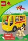 Lego duplo Zabawy z naklejkami. LVD1