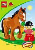 Lego Duplo Kolorowanka z naklejkami