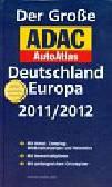 ADAC Der GroBe Autoatlas Deutschland Europa 2011/2012