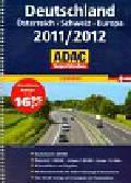 ADAC SuperStraBen Osterreich Schweiz Europa 2011/2012 1:200 000