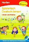 Schwarz Martina - Spielerisch Deutsch lernen Leder und Reime + CD