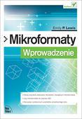 Emily P. Lewis - Mikroformaty. Wprowadzenie