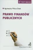 Mikos-Sitek Agnieszka - Prawo finansów publicznych