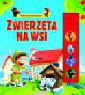 Kozłowska Urszula - Podróżnik Gucio poznaje zwierzęta na wsi
