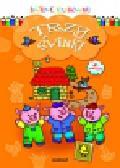 Bajkowe kolorowanki Trzy świnki