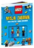 Lego Misja zabawa Hak pirata i inne zadania. LAB1