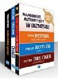 Kotler Philip, Peters Tom, Drucker Peter - Pakiet Największe autorytety w biznesie