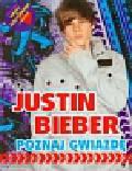 Justin Bieber Poznaj gwiazdę Edycja specjalna ! Zakładka z autografem w środku !