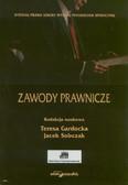 Sobczak Jacek, red. Gardocka Teresa - Zawody prawnicze