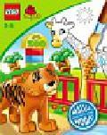 Lego Duplo Zoo Maluj wodą. W47 3-5 lat