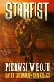 Cragg Dan, Sherman David - Starfist Pierwsi w boju