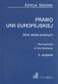 Skibińska Ewa - Prawo Unii europejskiej