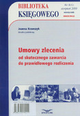 Krawczyk Joanna - Biblioteka Księgowego 2010/08