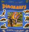 Grez Marcela - Chcę poznać dinozaury Książka z naklejkami