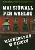 Sjowall Maj, Wahloo Per - Morderstwo w Savoyu