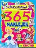 365 naklejek dla dziewczynek Superzabawa