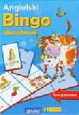 Angielski Bingo obrazkowe Gra językowa