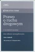 Jezierski Artur - Prawo o ruchu drogowym z komentarzem oraz aktami szczegółowymi