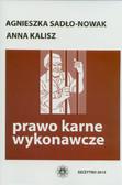 Sadło-Nowak Agnieszka, Kalisz Anna - Prawo karne wykonawcze