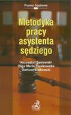 Sadowski Krzysztof, Piaskowska Olga Maria, Kotłowski Dariusz - Metodyka pracy asystenta sędziego