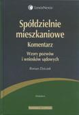 Dziczek Roman - Spółdzielnie mieszkaniowe Komentarz