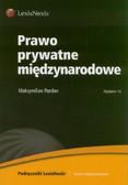 Pazdan Maksymilian - Prawo prywatne międzynarodowe