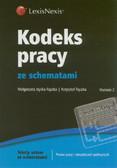 Iżycka-Rączka Małgorzata, Rączka Krzysztof - Kodeks pracy ze schematami