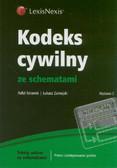 Baranek Rafał, ,Zamojski Łukasz - Kodeks cywilny ze schematami