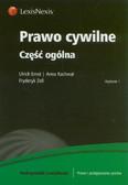 Ernst Ulrich, Rachwał Anna, Zoll Fryderyk - Prawo cywilne Część ogólna