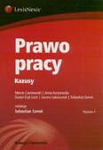 Czechowski Marcin, Korytowska Anna, Lach Daniel Eryk - Prawo pracy Kazusy