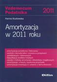 Kozłowska Hanna - Amortyzacja w 2011 roku