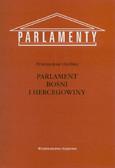 Osóbka Przemysław - Parlament Bośni i Hercegowiny