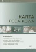 Dróżdż Barbara - Karta podatkowa