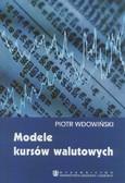 Wdowiński Piotr - Modele kursów walutowych